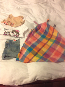 Girls 3T Summer Items For Sale