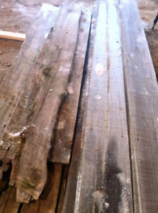 Weathered Barn Wood