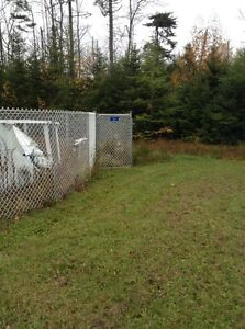 Chain link fence for sale