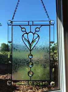 Stained glass craft sale