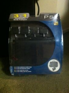 Ps2 case, virtual reality goggles/headset/ over door bball hoop