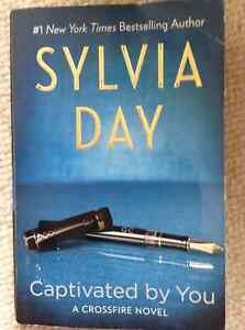 Captivated by You. By Sylvia Day