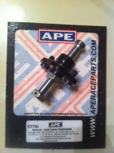 Kawasaki manual cam chain tensioner