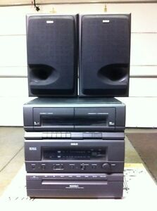 Stereo whit  remote $50