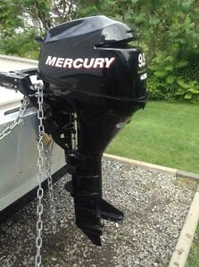 Used 2012 Mercury 9.9 ML