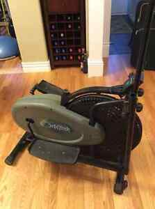 Orbitrek elliptical