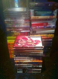 Anime DVD / Manga collection