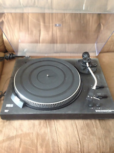 MCS Series Turntable Work's Great Just Need's Needle