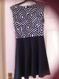 Ladies dress size 10 ax new look