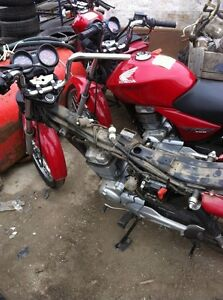 Motor bikes for parts