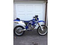 WR450 Yamaha Enduro 2005