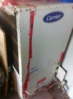 5 ton - 60 000btu carrier water cooled A/C