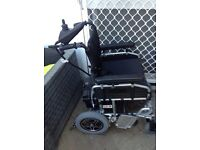 Pride 11 twin battery electric wheelchair for sale 22months ago costing £1.499 today £400 Ono