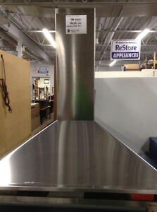 Stainless Steel Vent - Goderich ReStore