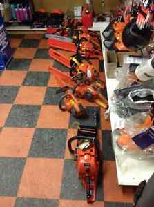 New 50 cc Echo chainsaws on sale with 18 inch bars $399 Peterborough Peterborough Area image 5