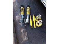 Vauxhall Astra FK coilovers