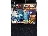 Star Wars Angry Birds Jenga The Fighter Game