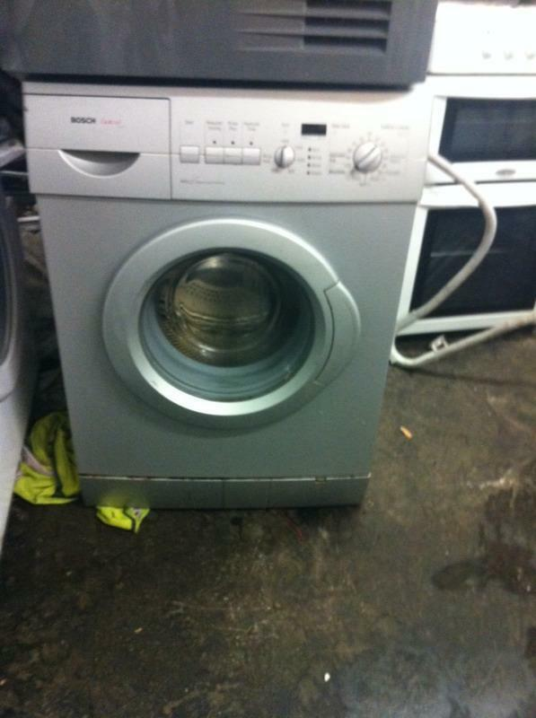 bosch classixx 6 1200 express washing machine manual