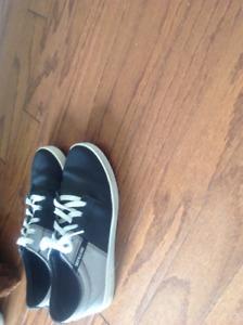 Men's Supra Shoes.Size 9