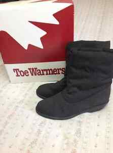 Toe Warmers Boots like New