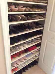 Designer boots and shoes 8 1/2 to 9. Ex shape and price some new
