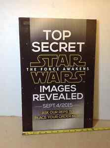 Limited edition company advertising on canvas Star Wars Cambridge Kitchener Area image 1