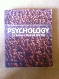 Psychology - The Science of Mind & Behaviour