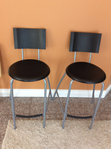 Chairs, Stools (All Still Available)