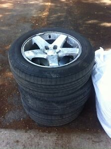 """Wheels 17"""" for charger / magnum / 300c"""
