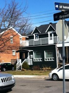 Lachine 4 1/2 lower Duplex for rent July 1