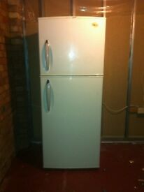 LG ice blast fridge freezer