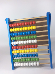 Abacus with White Board