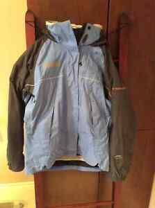 Manteau Columbia Titanuim et pantalon de ski orage