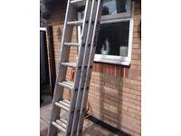 Triple 9 ladders