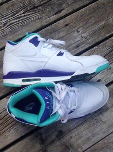 """Nike air flight 89 """"grape"""""""