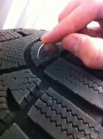 Bmw winter tires for sale