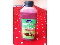 2 stroke oil fully synthetic