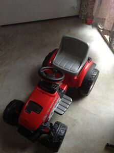 Kids chargeable car