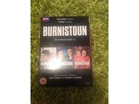 BURNISTOUN 1-3 MINT CONDITION
