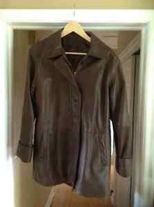 Ladies' leather jacket (small)