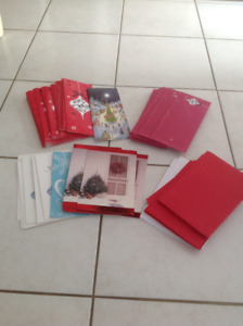 Xmas Cards Brand new over 50 cards and envelopes