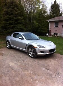 2005 Mazda rx8 for sale or trade
