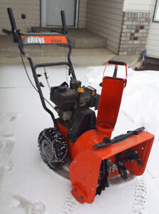 Ariens 5520 Snow Blower Two Stage Electric Start