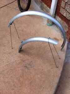 Bike fenders - front and back