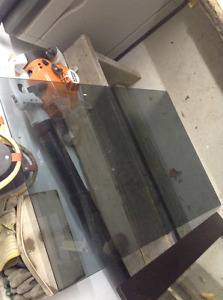 Beveled mirror/glass piece