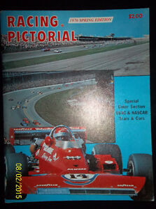 Vintage Nascar, Grand Prix Racing Program Magazines, 1978-2004 Windsor Region Ontario image 1