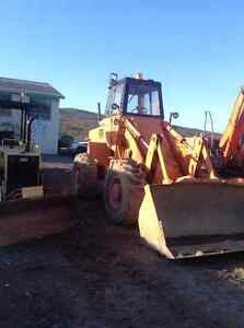 FOR SALE CASE W 24 with bucket n blade n wing St. John's Newfoundland image 3