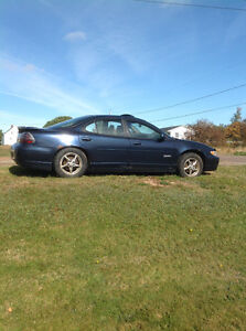 2003 Pontiac Grand Prix Sedan Limited Addition