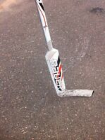 Youth composite goalie stick