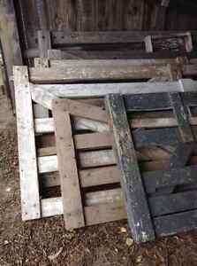 Wood farm gates Peterborough Peterborough Area image 2